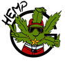 Hemp Hennep Wietblad HipHop © Six Seconds
