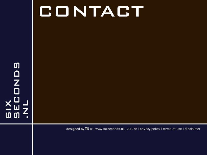 Contact Six Seconds